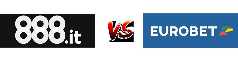 Casino 888 vs Eurobet