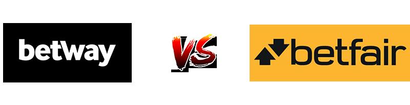 Casino Betway vs Betfair